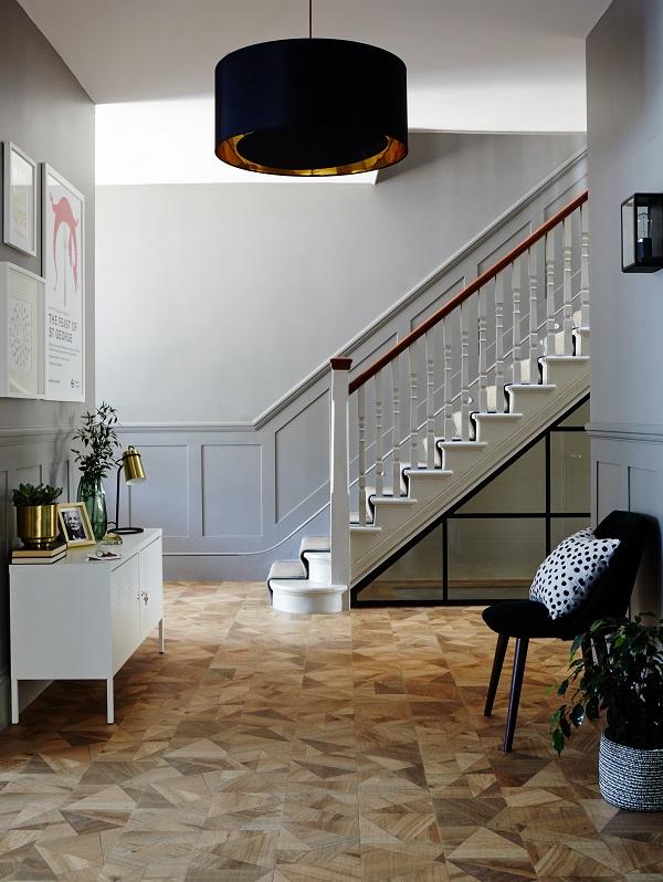 Offcut Art Decor Flooring, £42.95 per sqm. Lifestyle Floors
