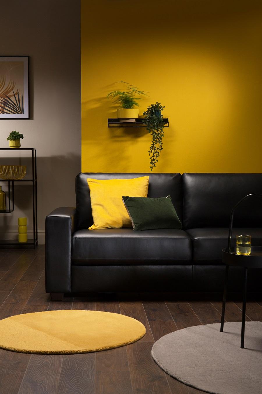 FC Mission Black Leather Sofa £399.99 www.furniturechoice.co.uk.jpg