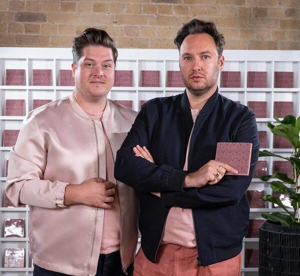 Jordan Cluroe and Russell Whitehead, 2LG Studio