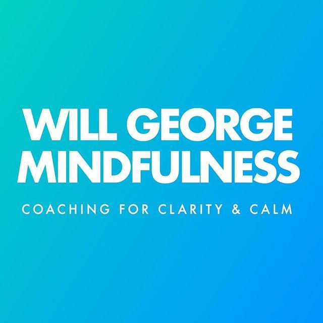 Fresh new logo! #mindfulness #clarityandcalm