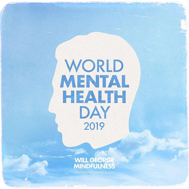 Today on #WorldMentalHealthDay I'm running a mindfulness class for staff at Cambridge University: time for meditation & to discuss how just a few mins of daily mindfulness can make a big difference to our mental well-being. 🌎 🧠 💚 #mindfulness #WorldMentalHealthDay #cambridge  #mentalhealth