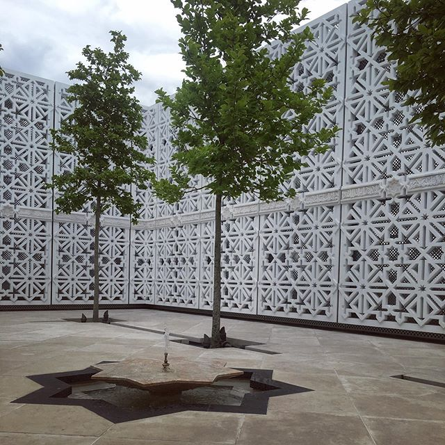 Garden of Reflection - Aga Khan Centre