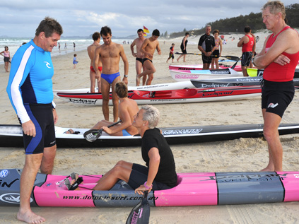 Doug Iredale Workshops for Surf Clubs