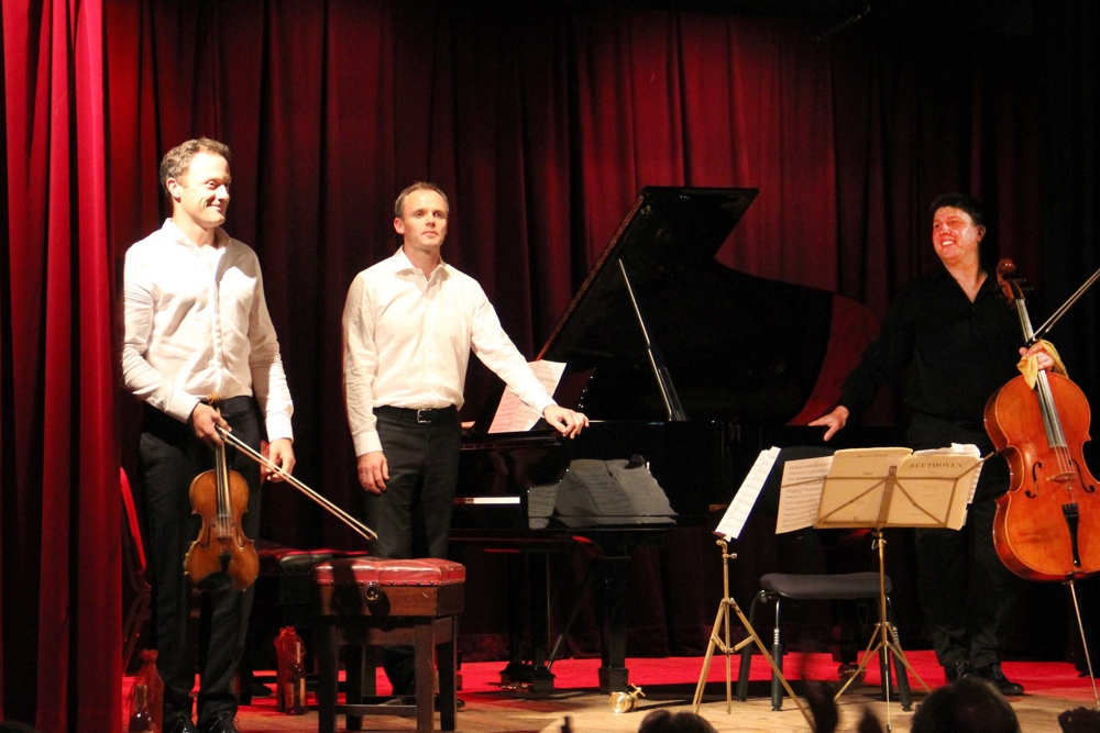 The Trio Apaches at West Wight Arts Association