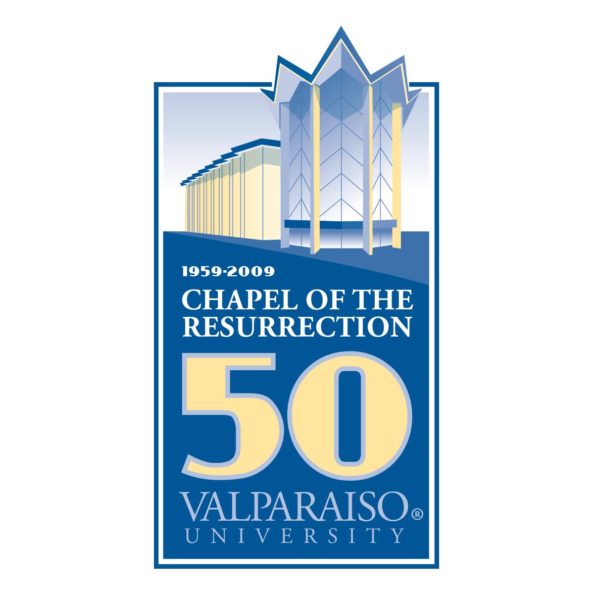 Chapel of the Resurrection, Valparaiso University, 50th Anniversary
