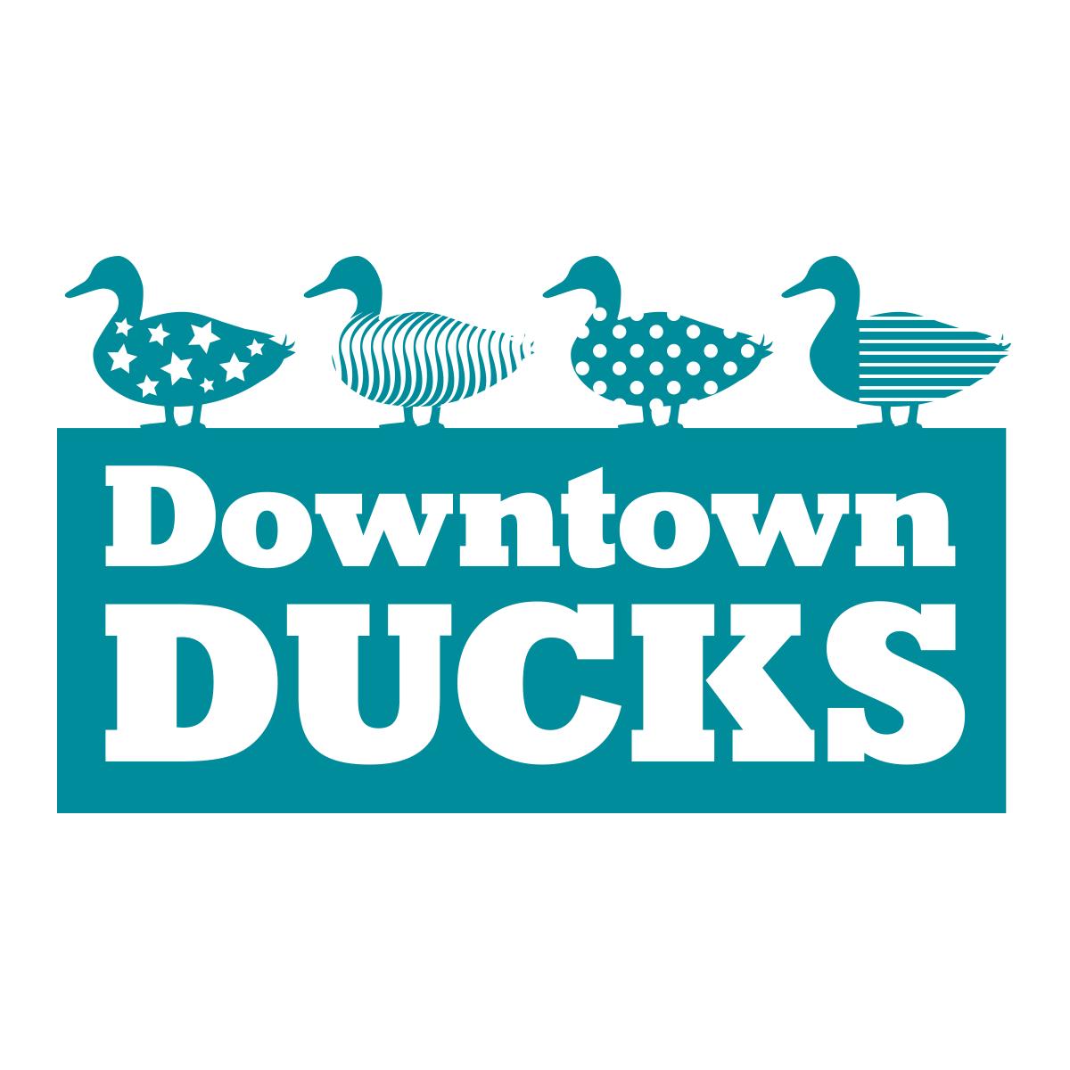 Downtown Ducks, Public Art Project