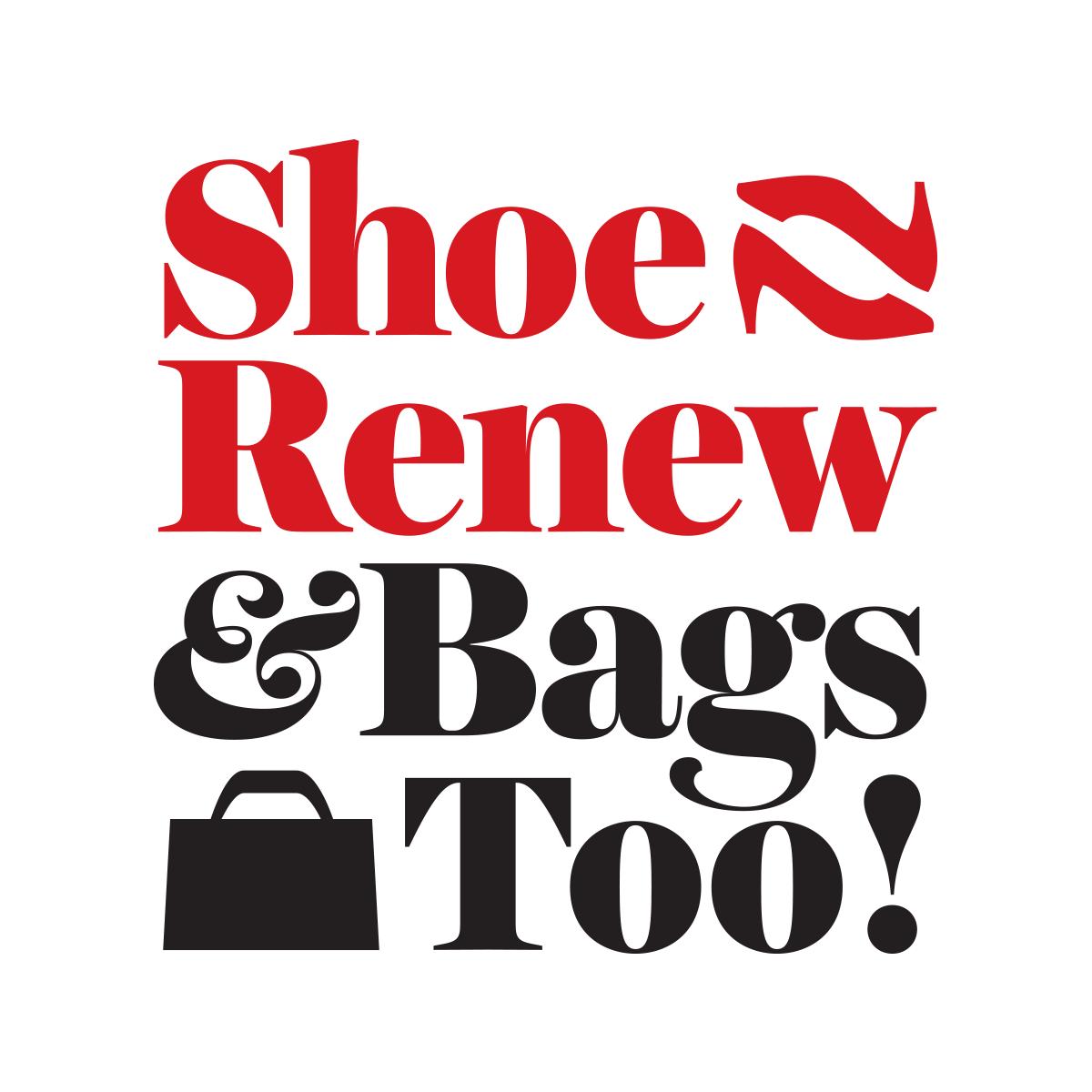 Shoe Renew & Bags Too!