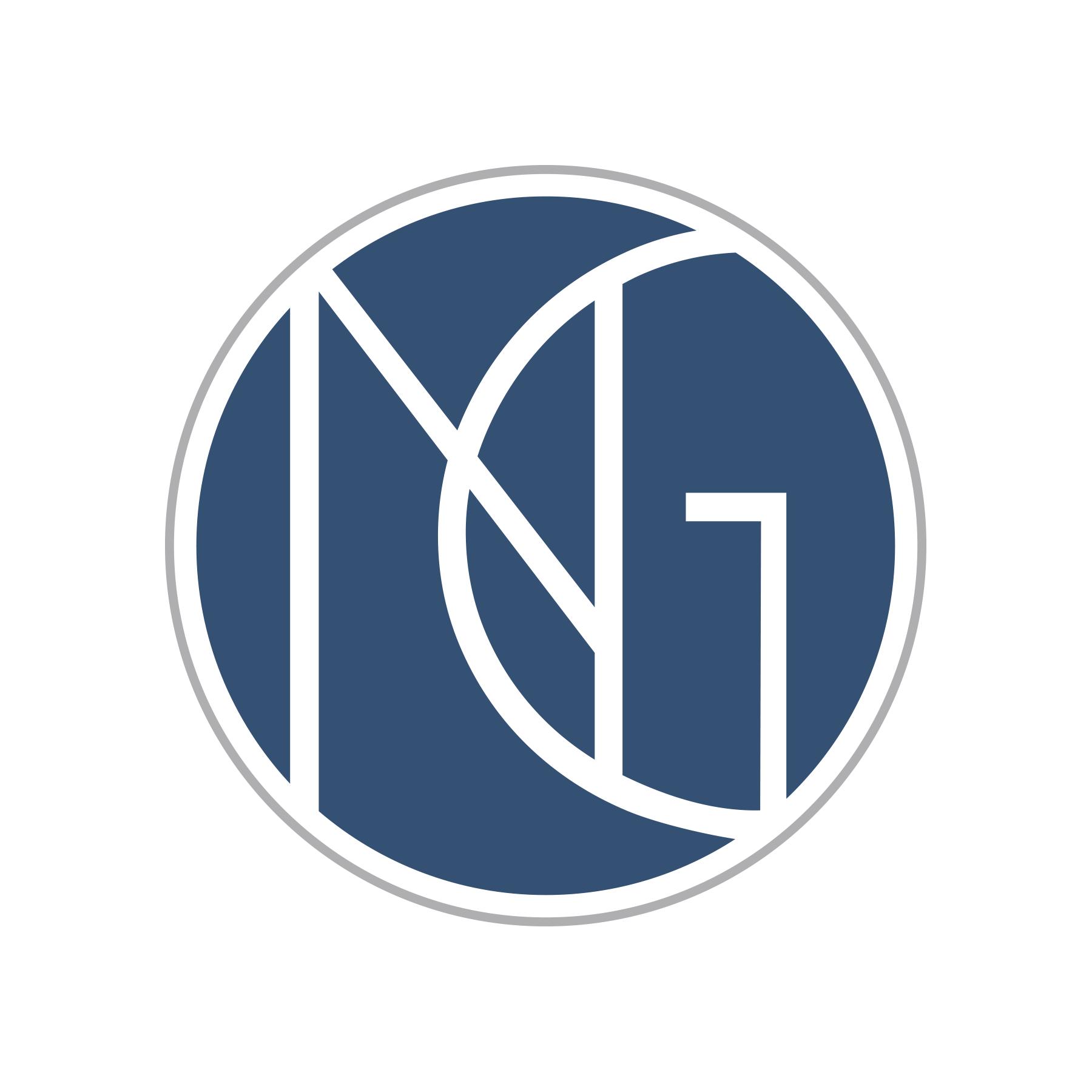 N&G Wedding Mongram