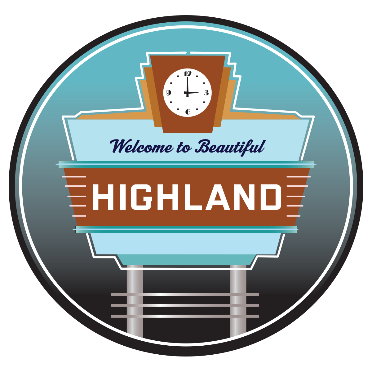 Town of Highland, Redevelopment Commission