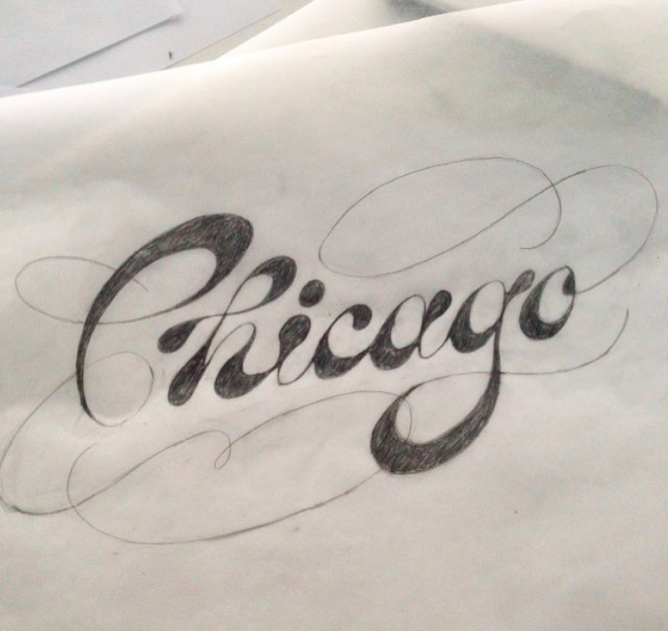 PRACTICE! Lettering