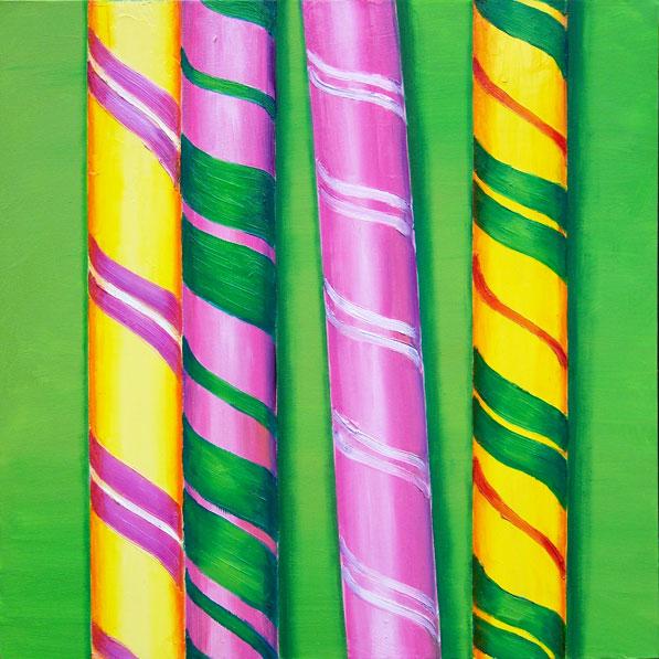 SOLD-24x24-Fiddle Sticks