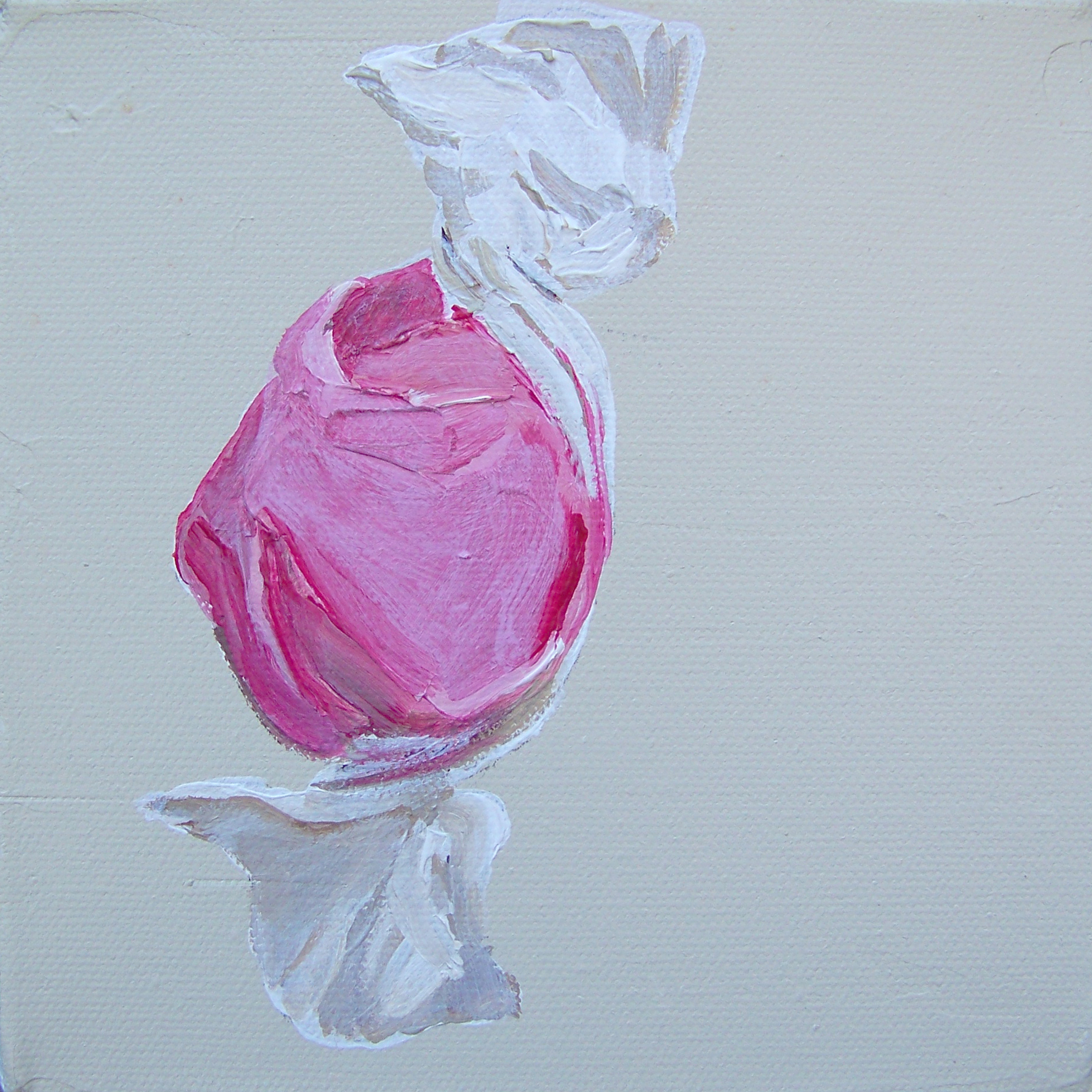 SOLD-6x6-Pink Taffy