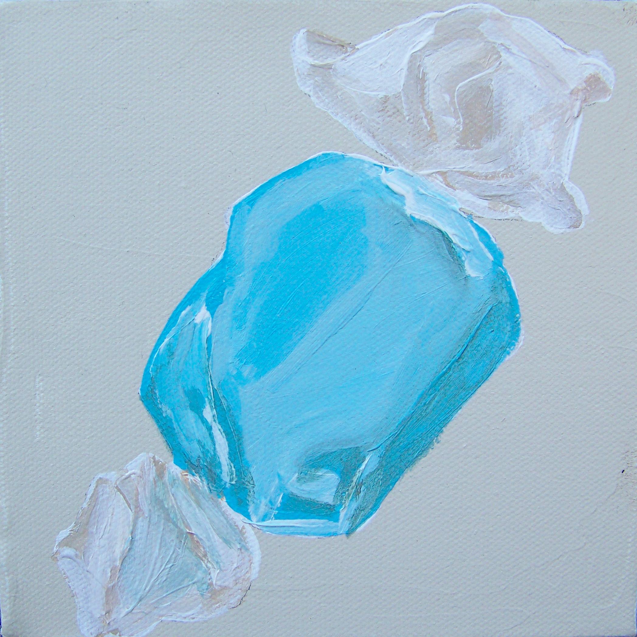 SOLD-6x6-Blue Taffy