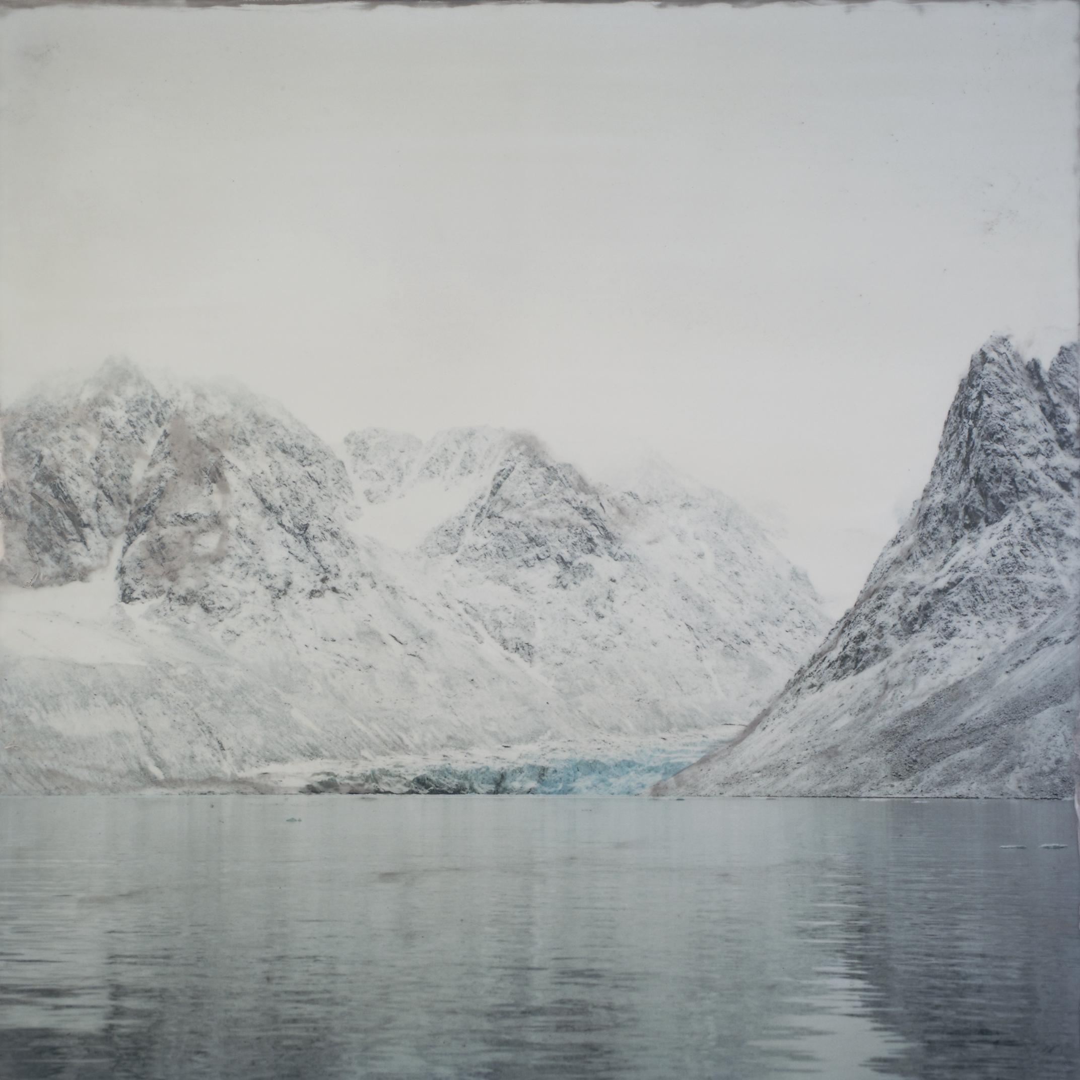 Magadelenafjord Gravneset Glacier