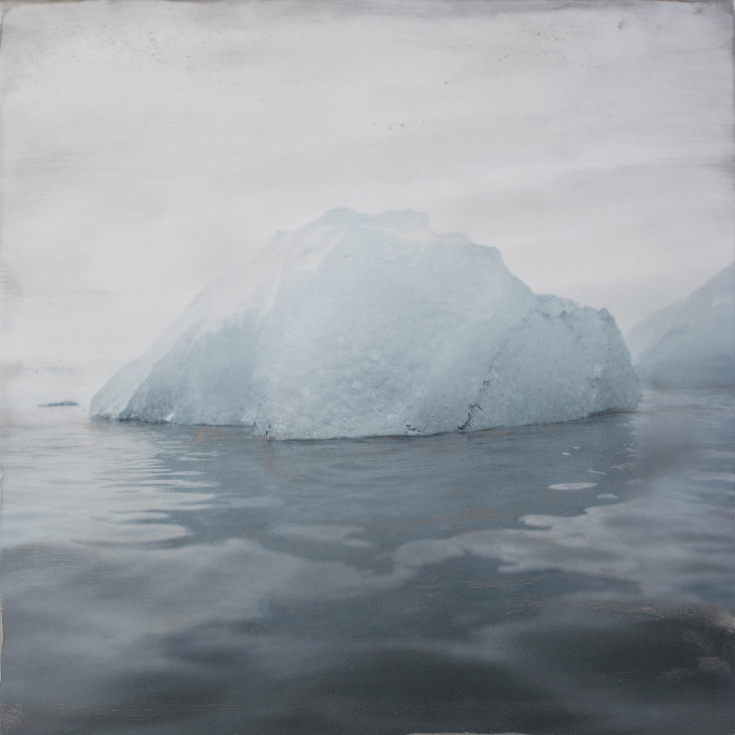 Julibukta Glacier Ice