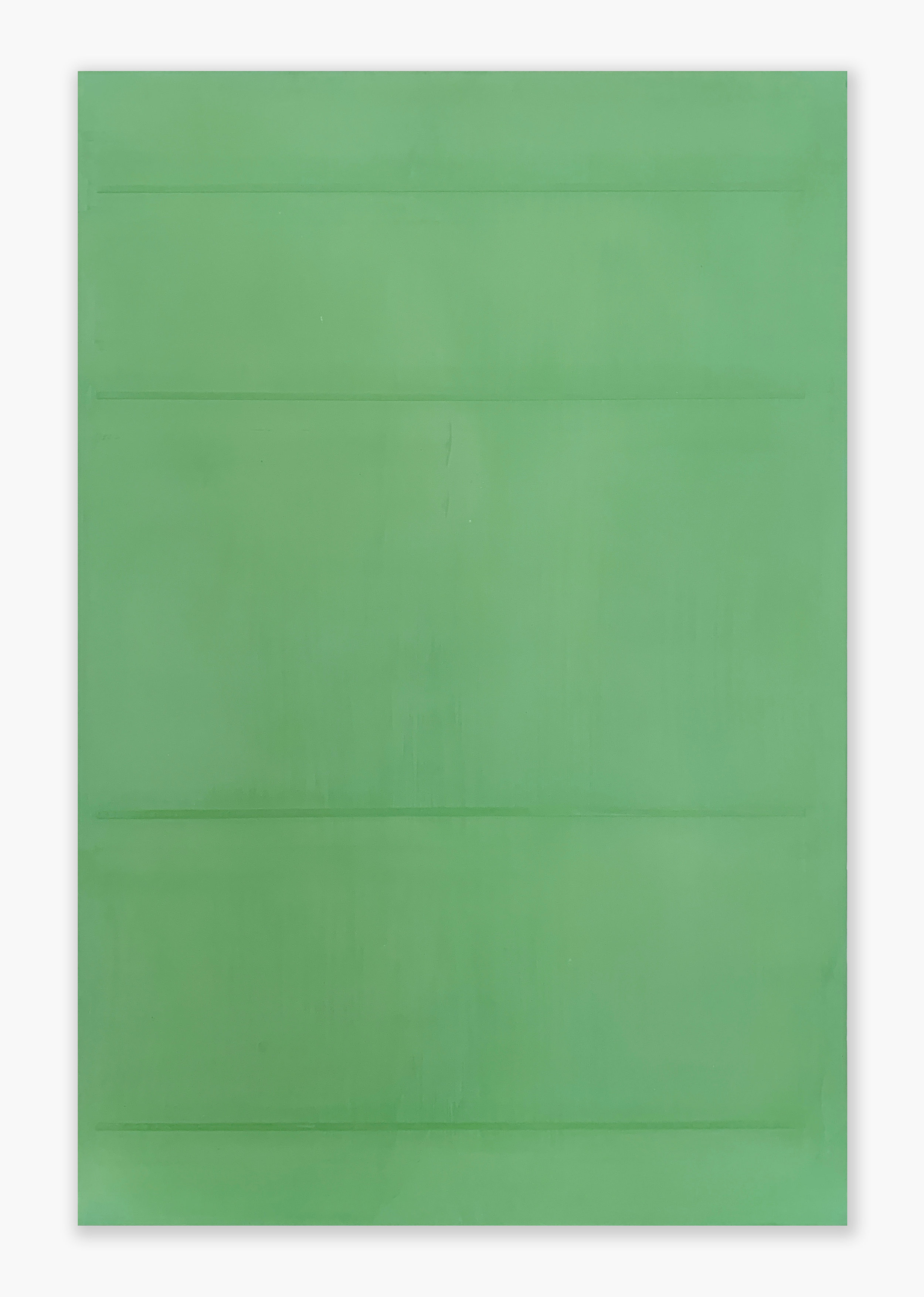 Lined Space Green