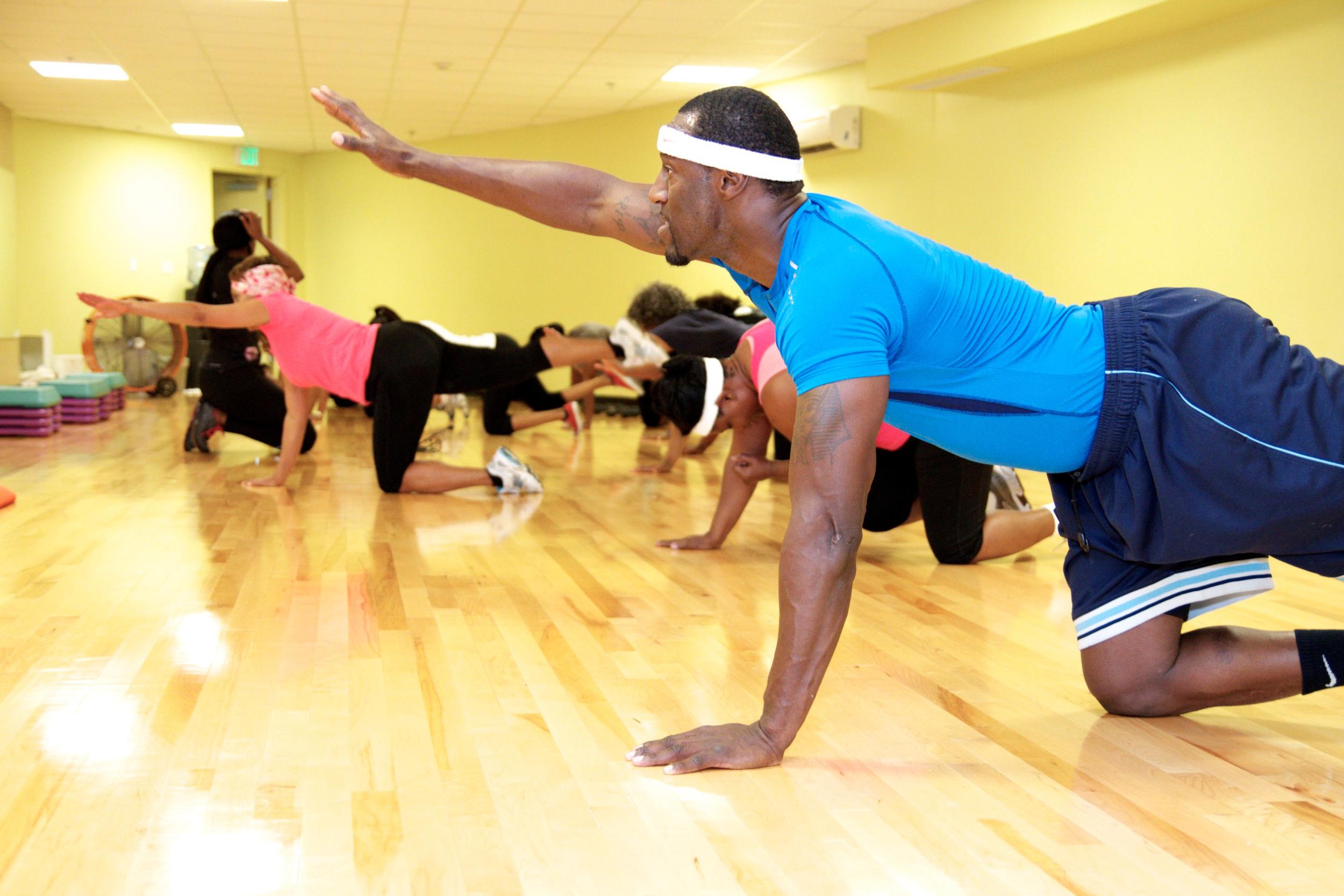 Bridge Exercize Class