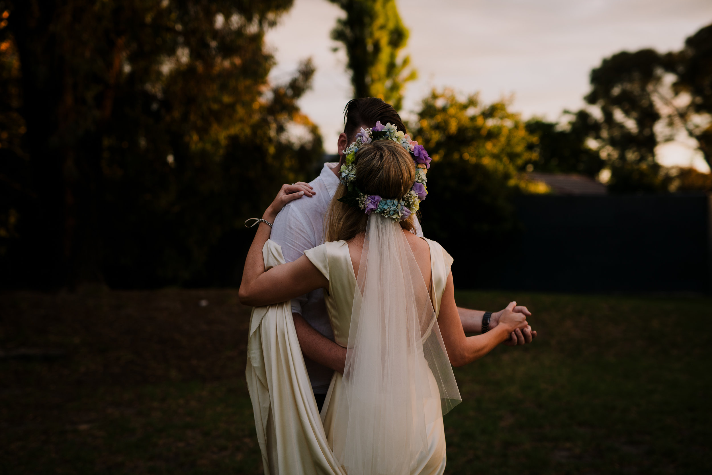 Heldags bryllupsfotograf i Bergen