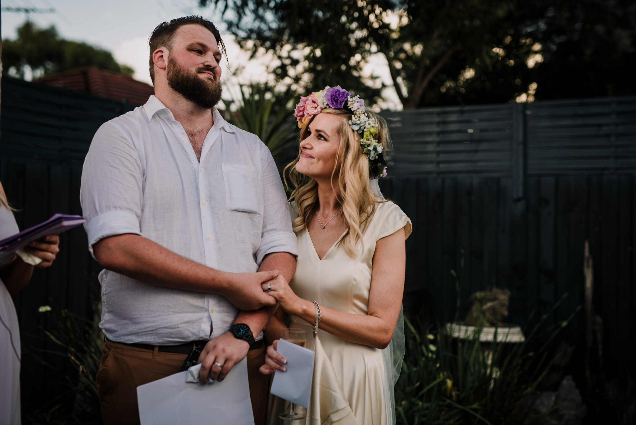Heldags bryllupsfotograf i Norge