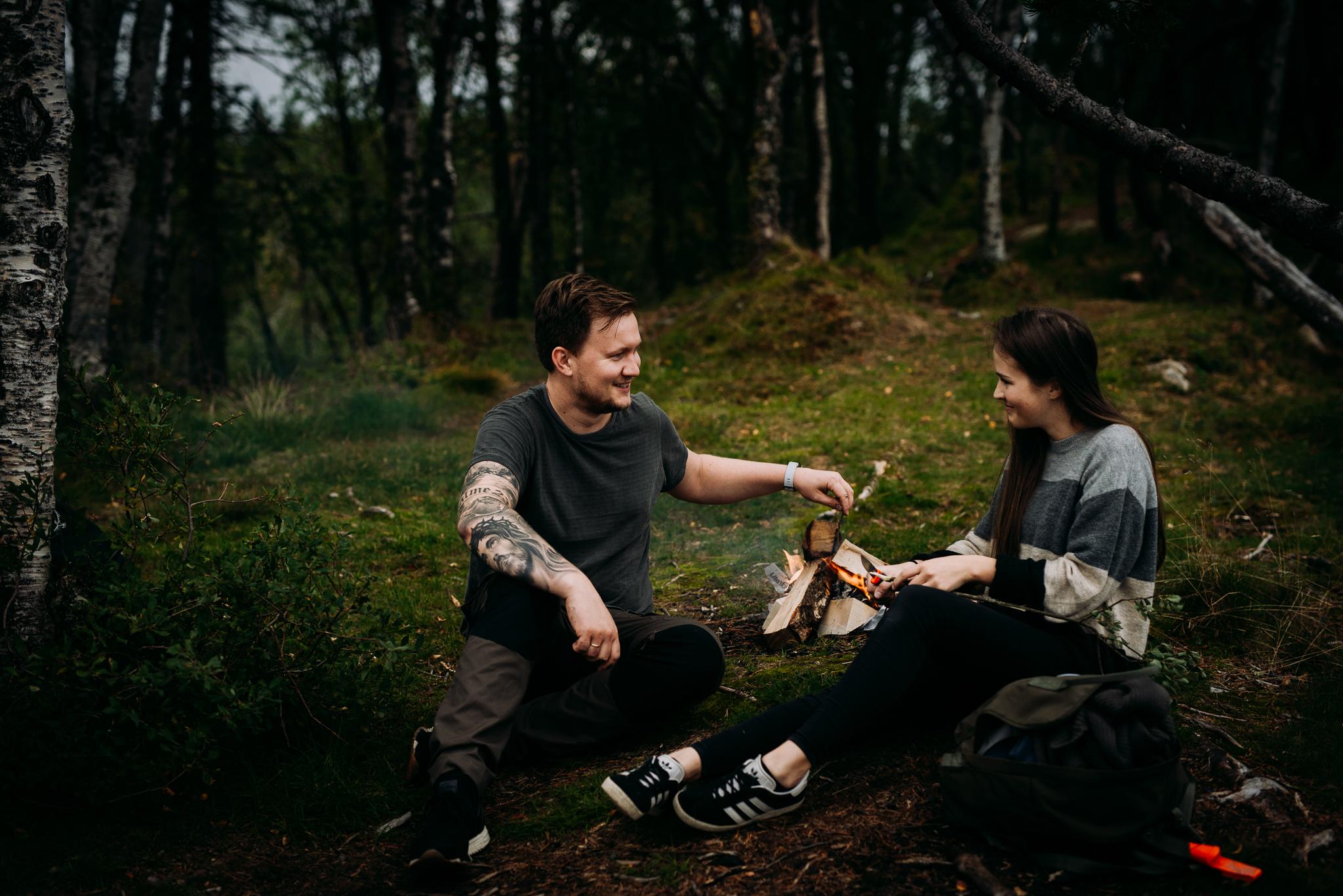 Wedding and elopement photographer in Norway. Bergen wedding photographer. Norwegian fjords photographer.
