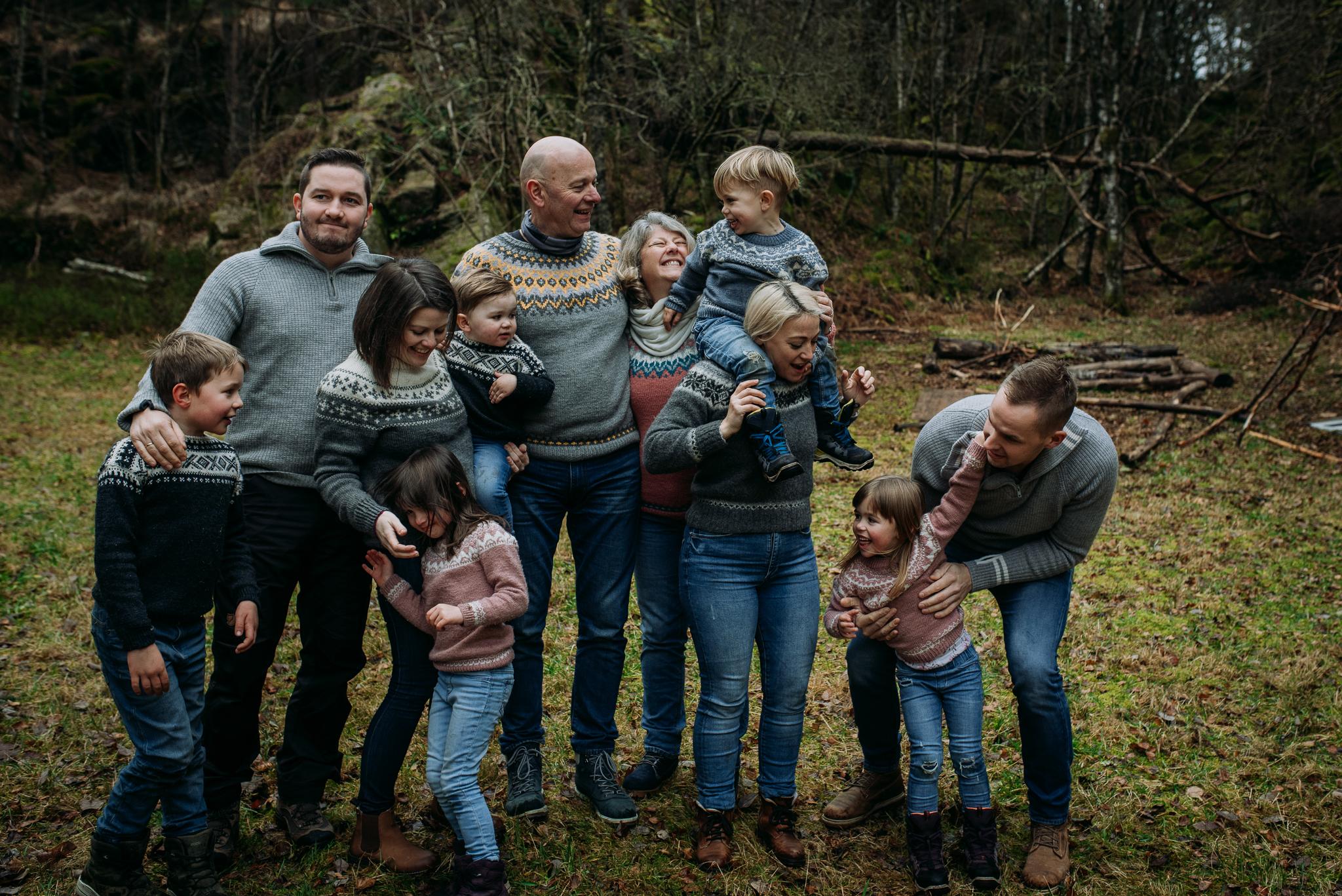 Fotograf i Bergen familie, bryllupsfotograf i Bergen