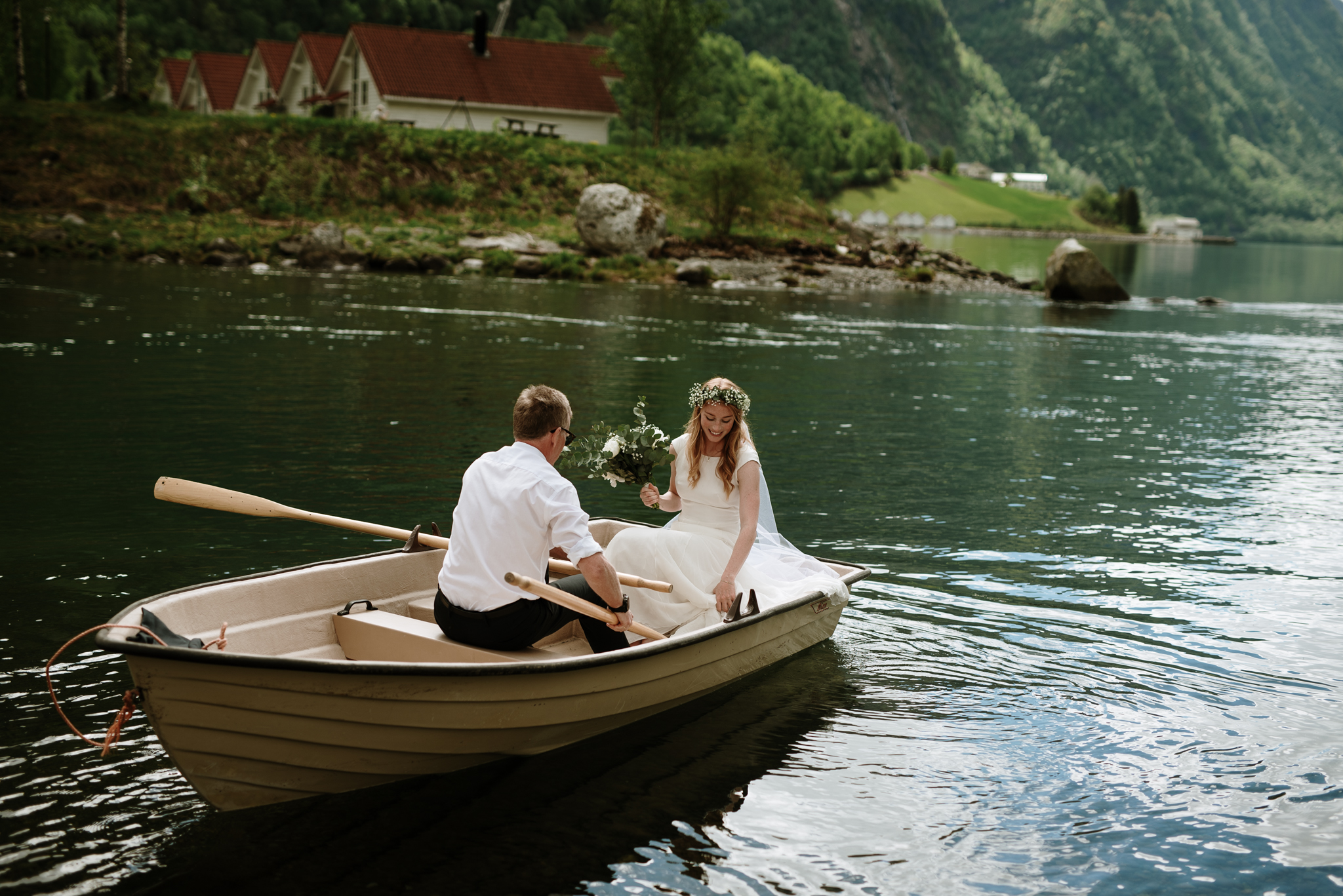 Elopement in Norway fjords _ Norway elopement photographer