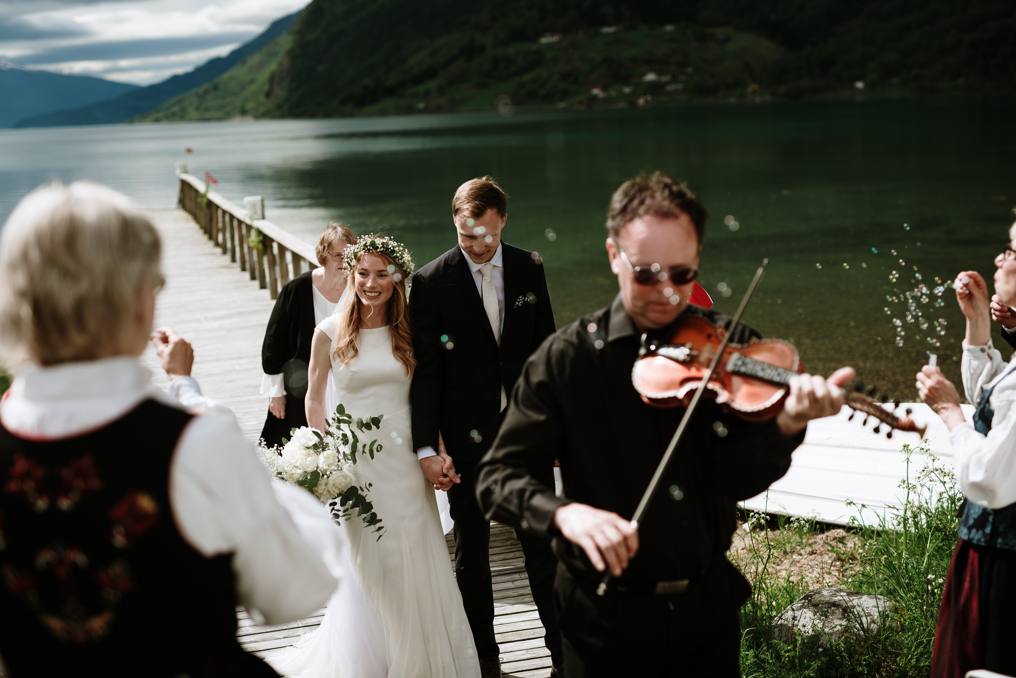 Norway elopement fjords mountains _ Norway elopement photographer