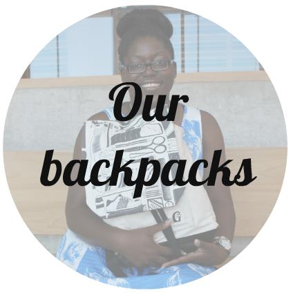 Givway & Co. backpacks