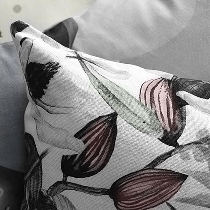 Cotton linen canvas fabric