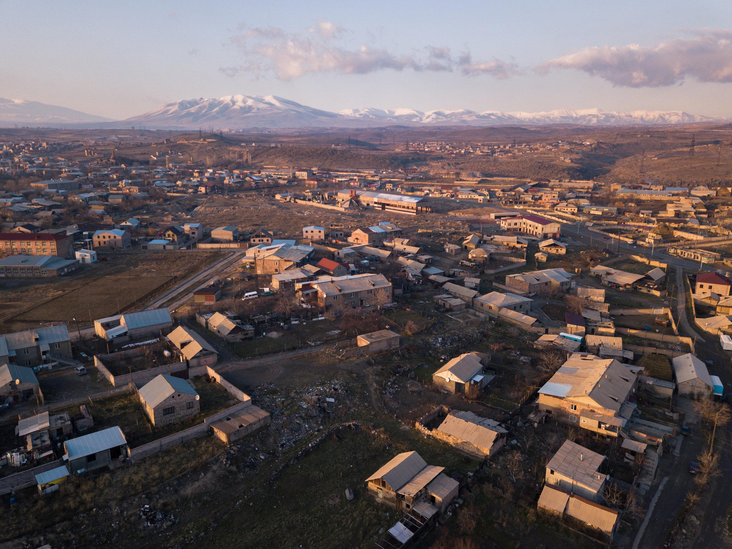 Zovuni Village