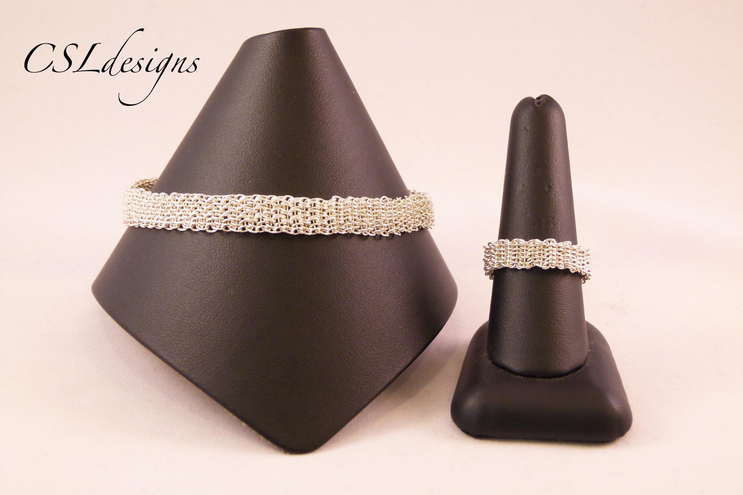 Chain ring and bracelet set.jpg