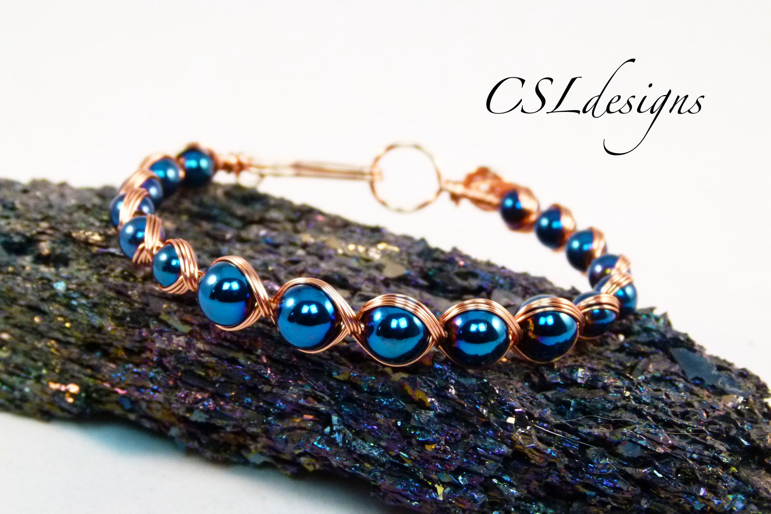 Egyptian style wirework bracelet thumbnail.jpg