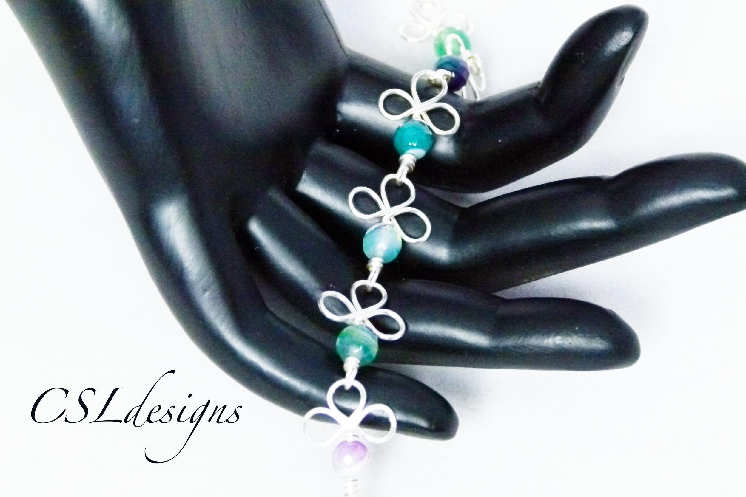 Wirework clover gemstone chain thumbnail.jpg