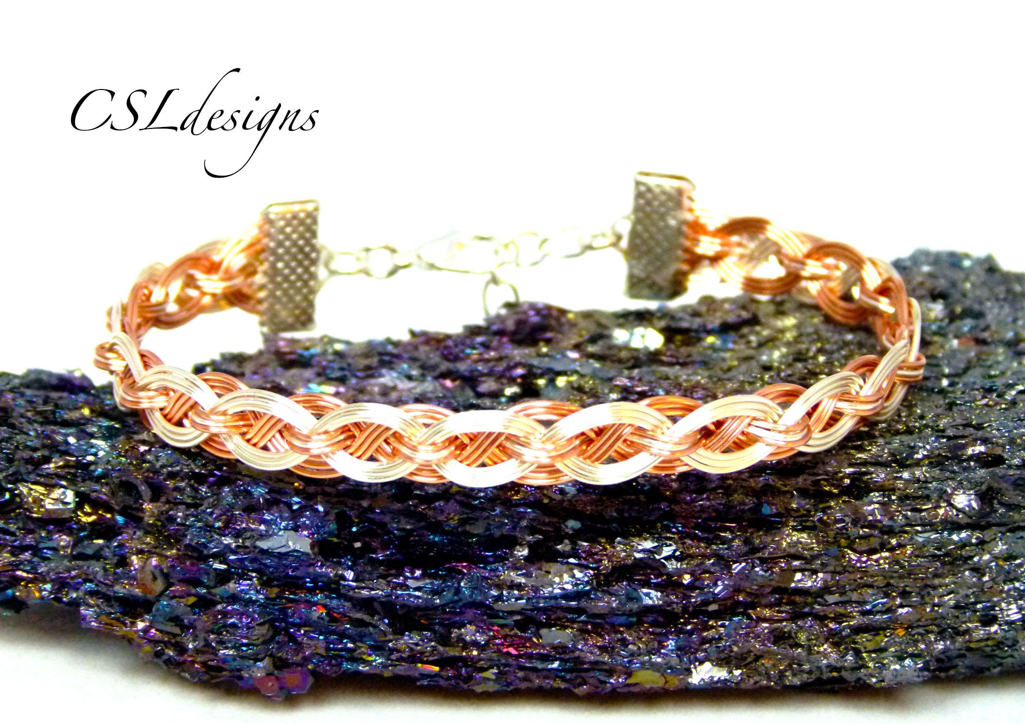 Hugs and kisses wirework bracelet thumbnail.jpg