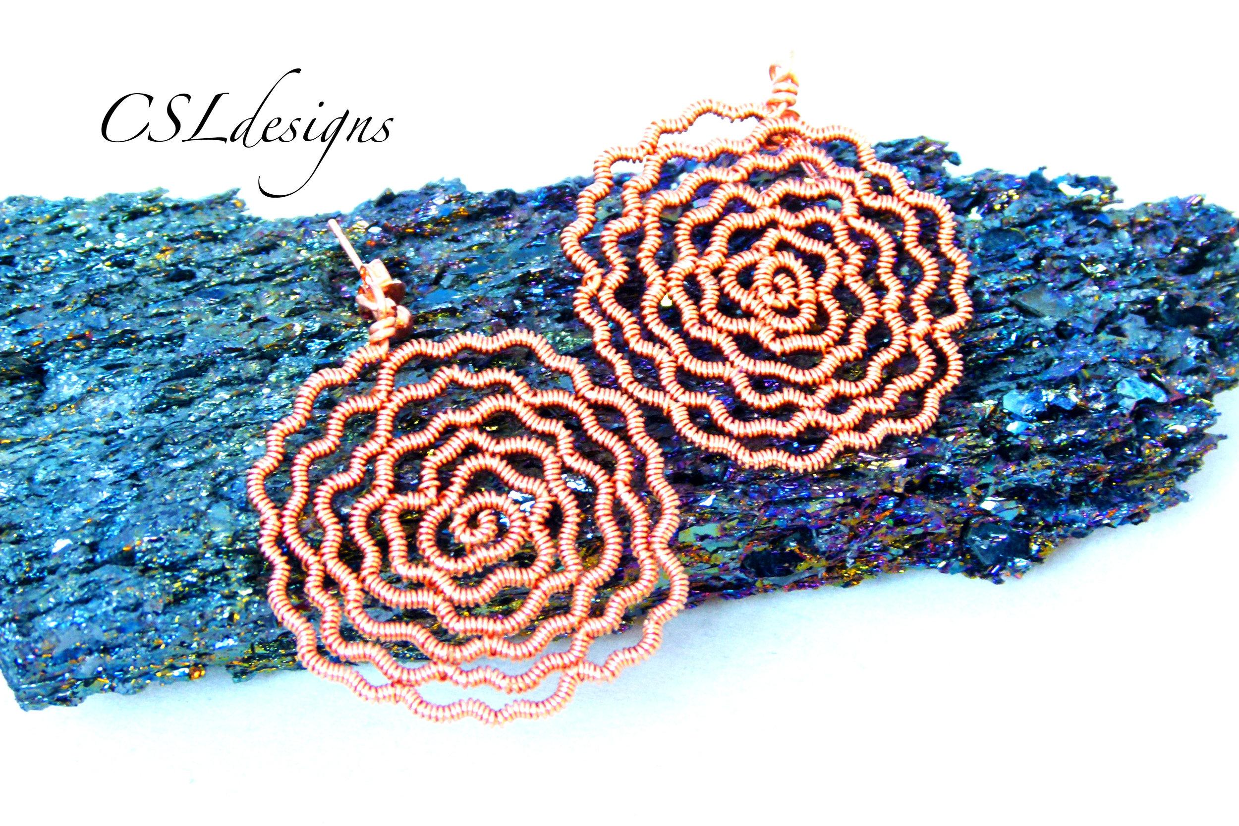 Flat wirework rose earrings thumbnail.jpg