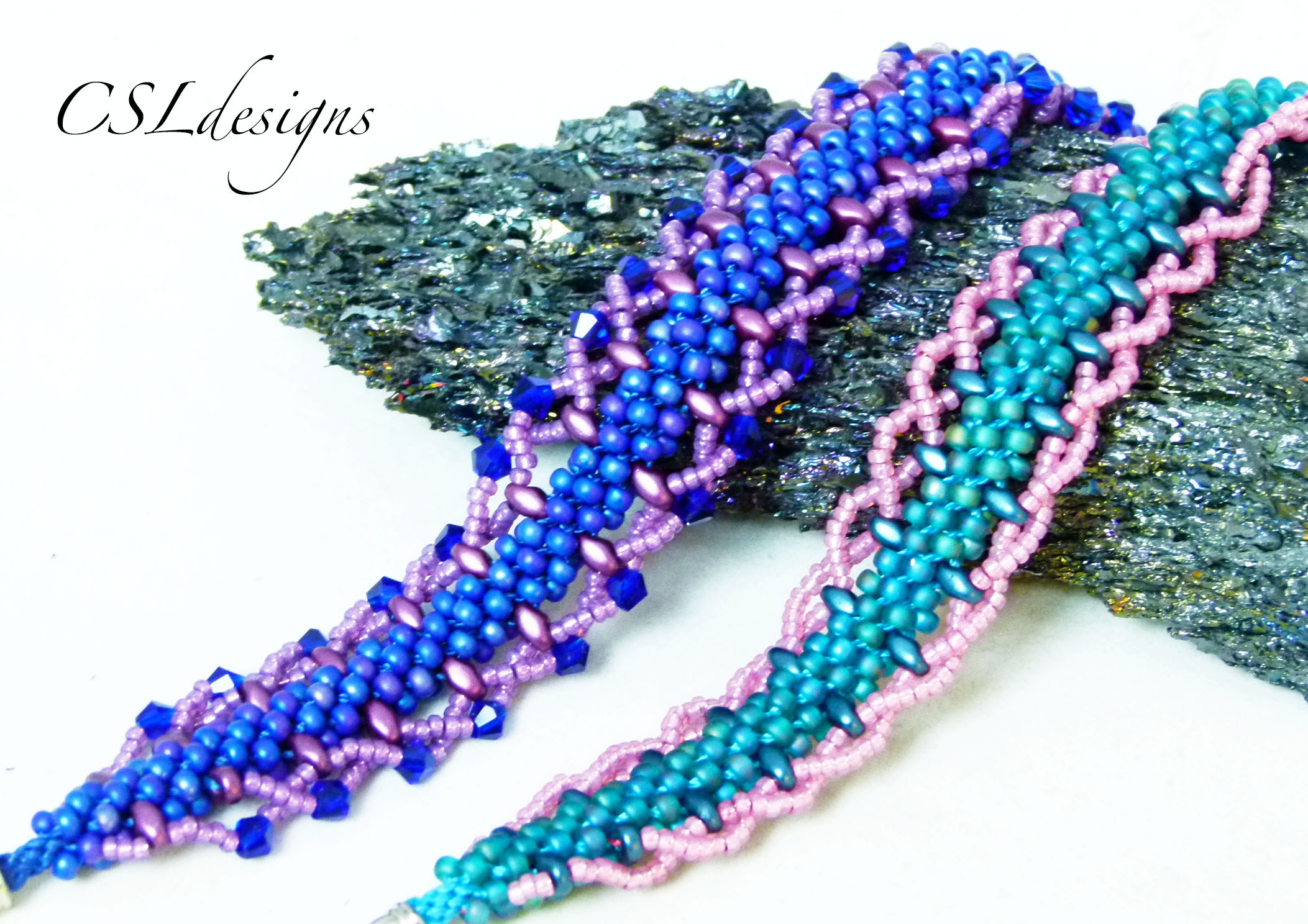 Laced beaded kumihimo bracelet thumbnail final.jpg