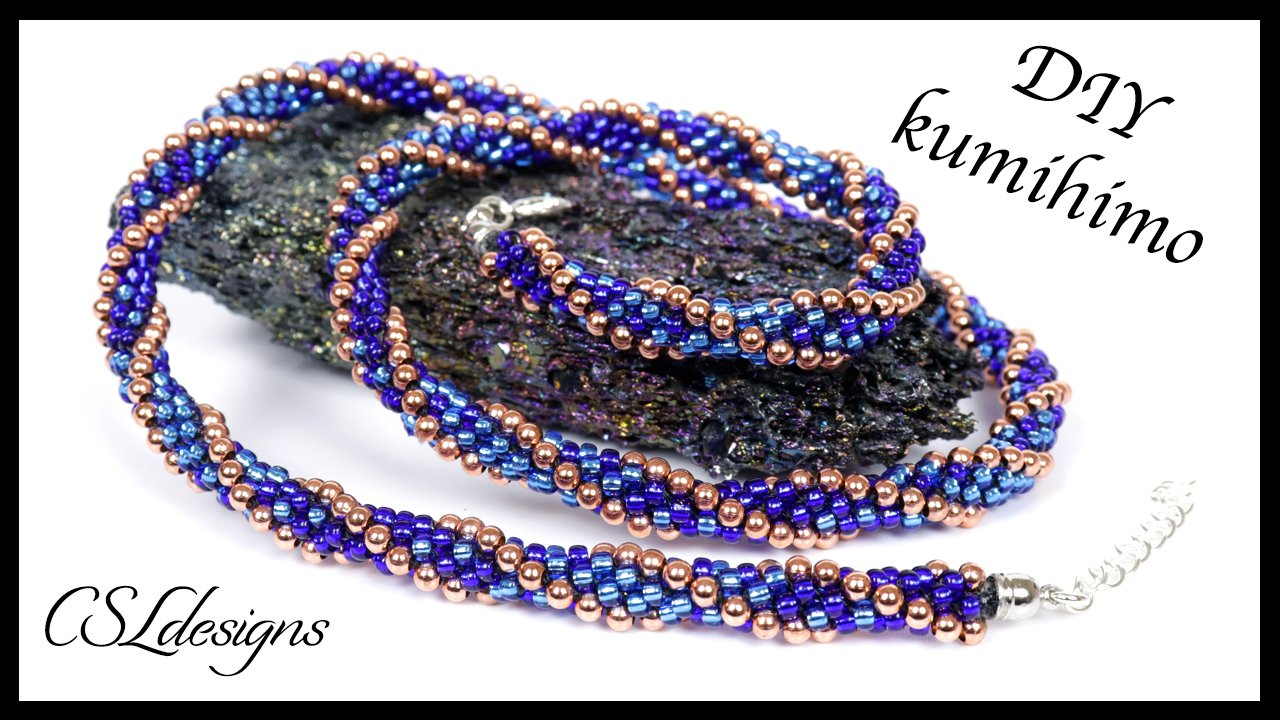 Beaded Kumihimo Tutorials Csldesigns