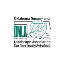 Professional Insurors Business Insurance in OKC is associated with this Oklahoma Landscape and Nursery Association Logo.