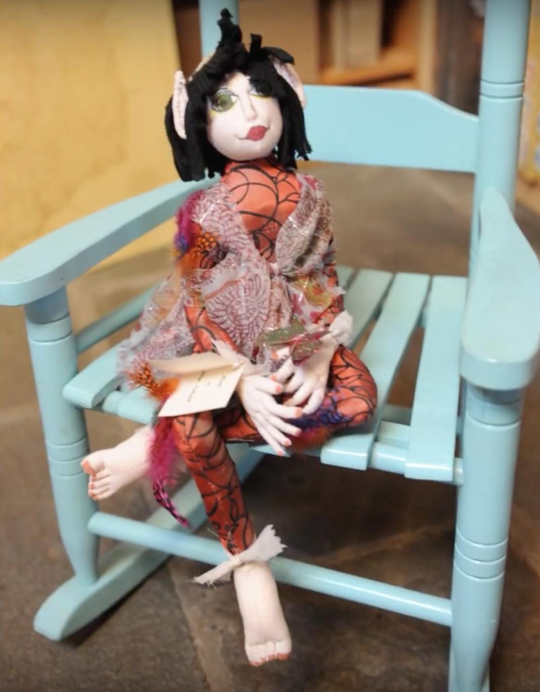 Boyle Craft Shop Doll