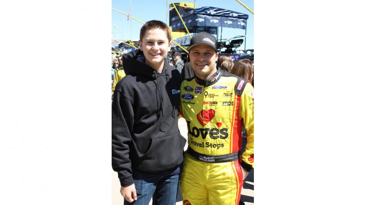 Todd and David Gilliland