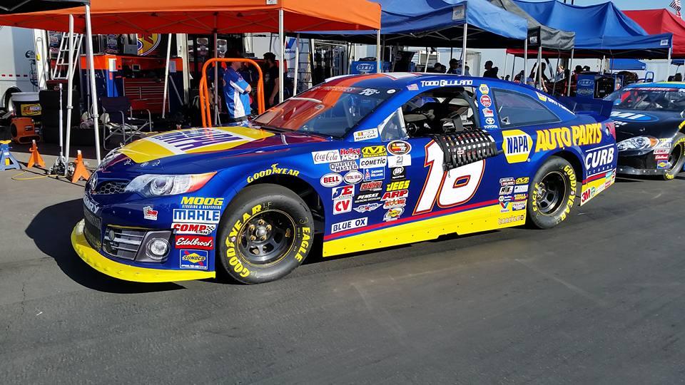 04-02-16 #16 NAPA Car getting ready @ WEST BMR Kern County.jpg