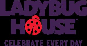 Ladybug House Logo w/ Tagline