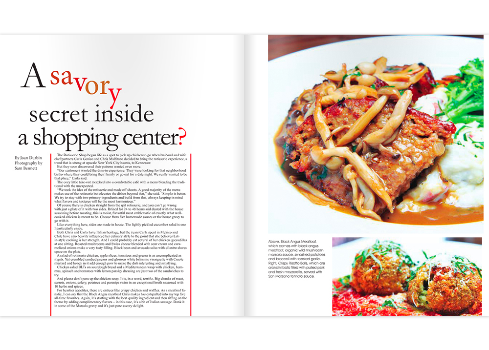 Cobb Life Magazine, October 2014 - pgs. 18-21
