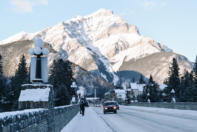 Canada, Banff -