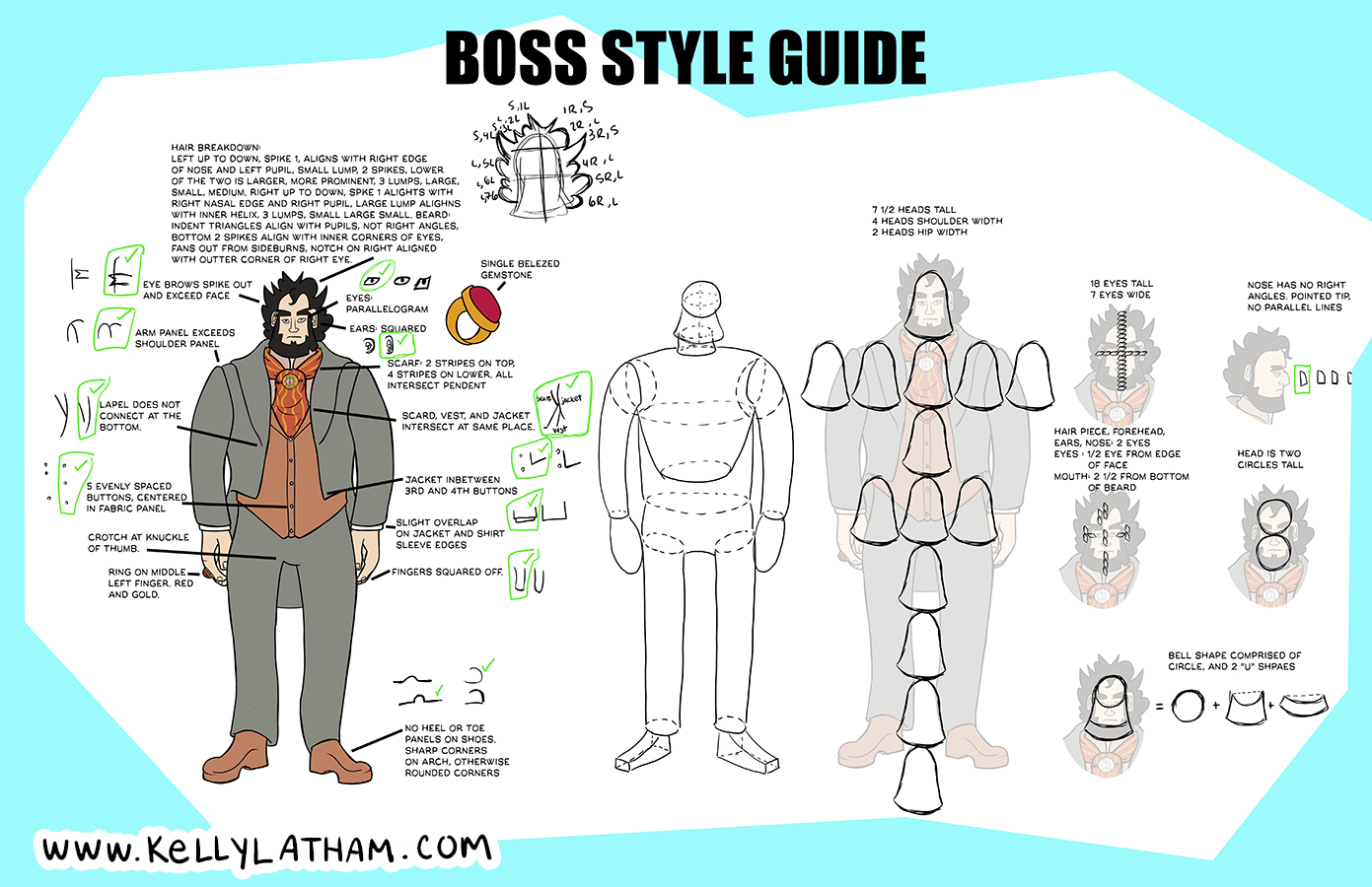 Boss Style Guide