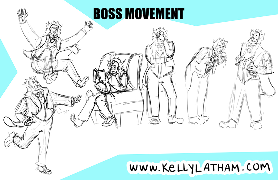 Boss Movement
