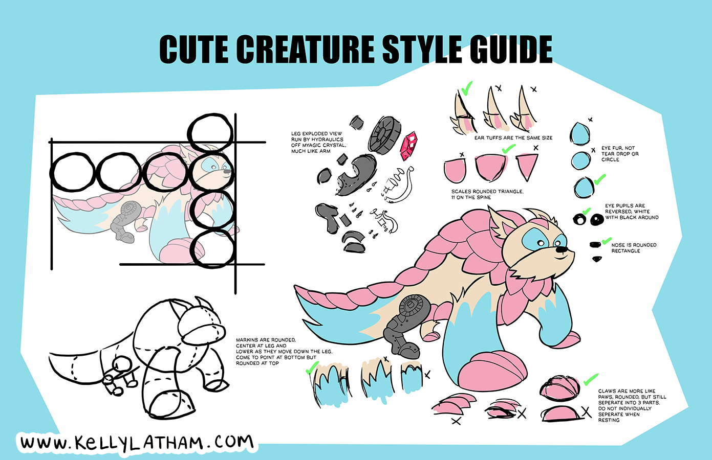 Sidekick Creature Stule Guide
