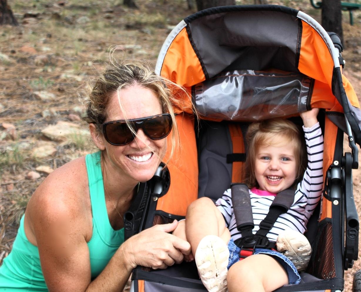 Our favorite running stroller, the B.O.B Sport Utility Stroller!http://www.bobgear.com/strollers/sport-utility-stroller