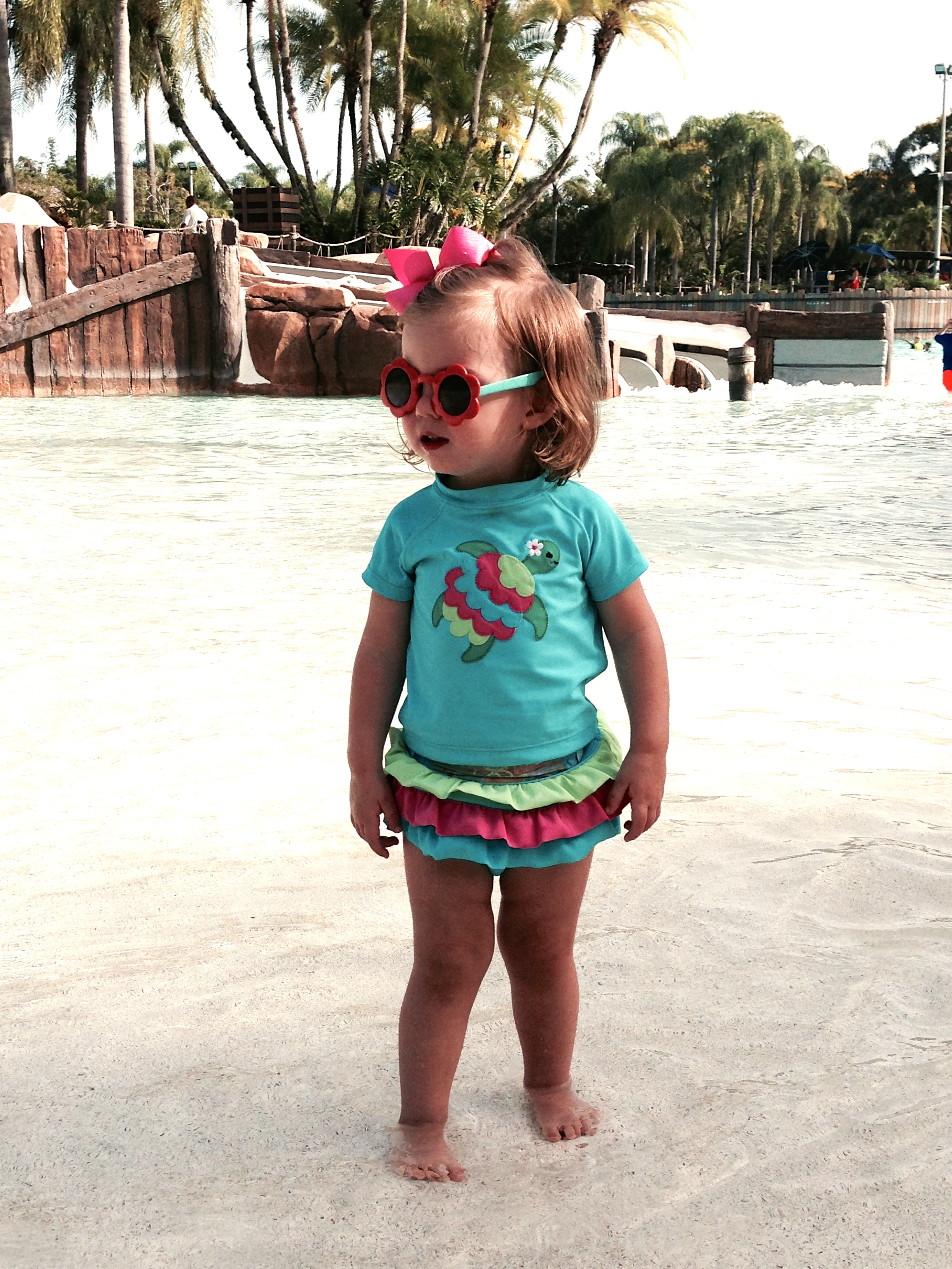 Loved Typhoon Lagoon!