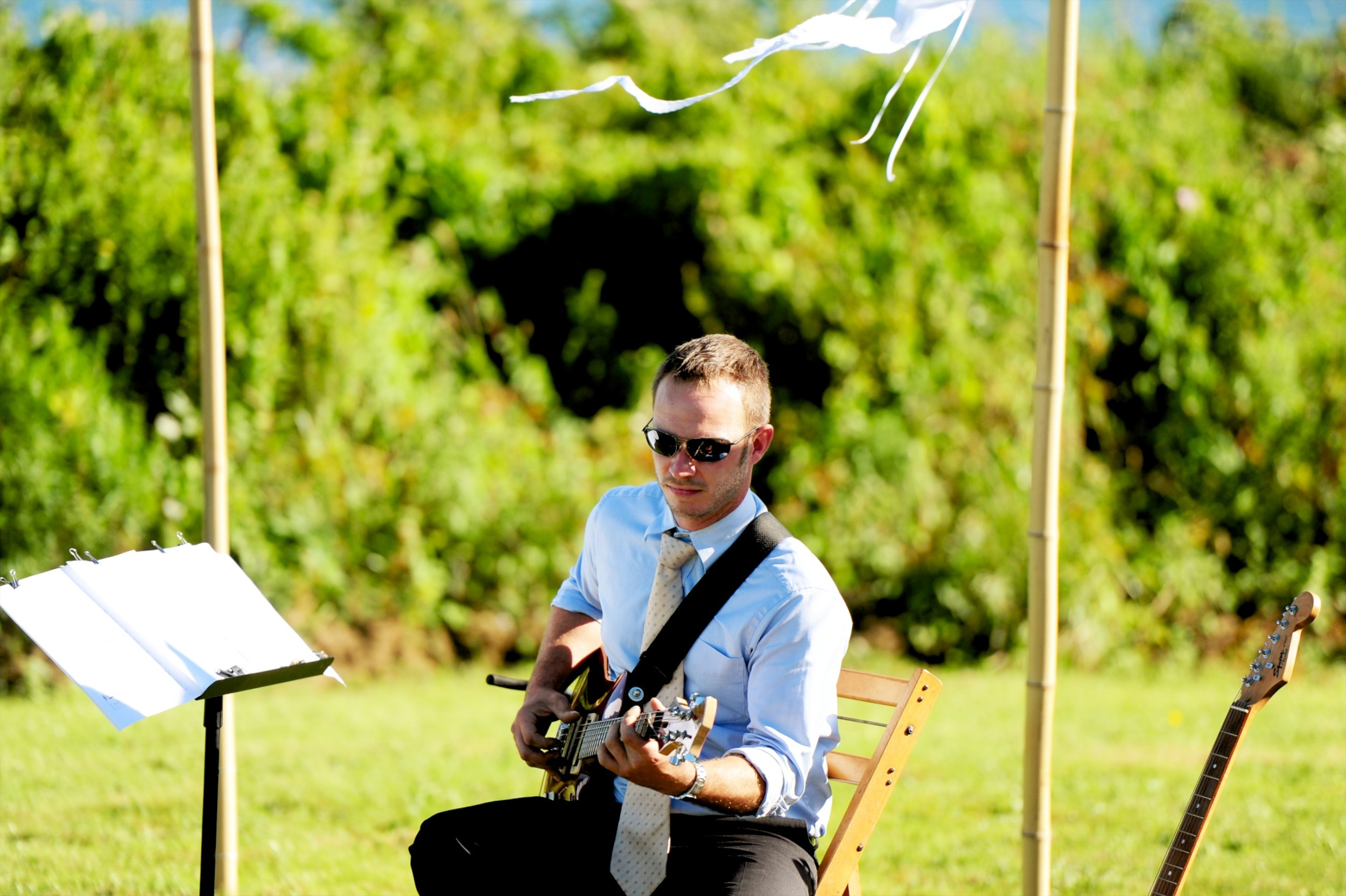 Midcoast Music Academy provides live music for weddings and other events throughout the state.